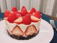 OREO草莓乳酪蛋糕