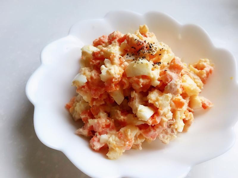 馬鈴薯蛋沙拉🥗(薯仔沙律)