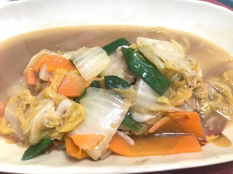 👩🏻🍳沙茶炒大白菜-簡易又好吃