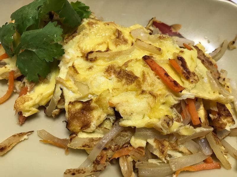 👩🏻🍳洋蔥煎蛋-簡易家常菜
