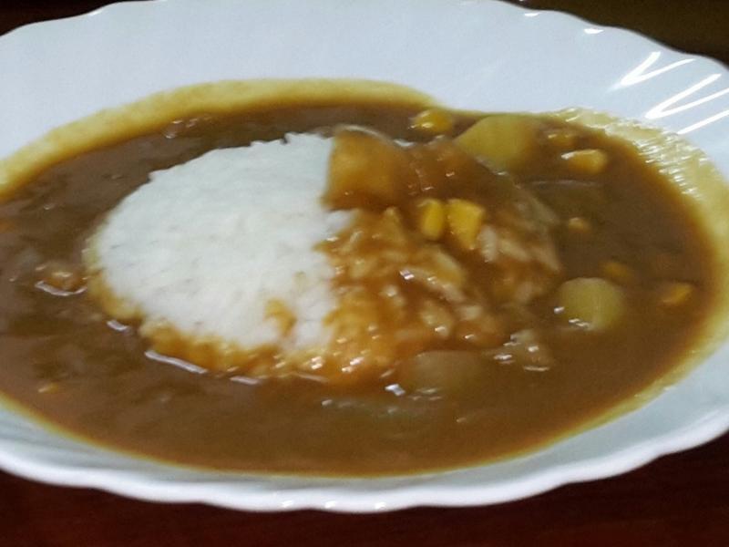 日本北海道咖哩