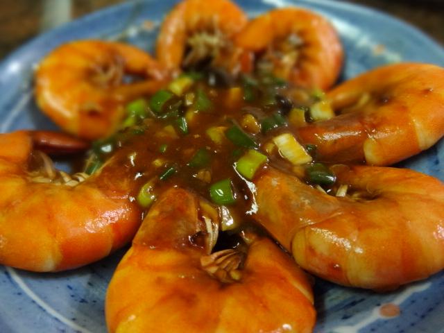 【愛酷家常菜】茄汁蒜泥蝦
