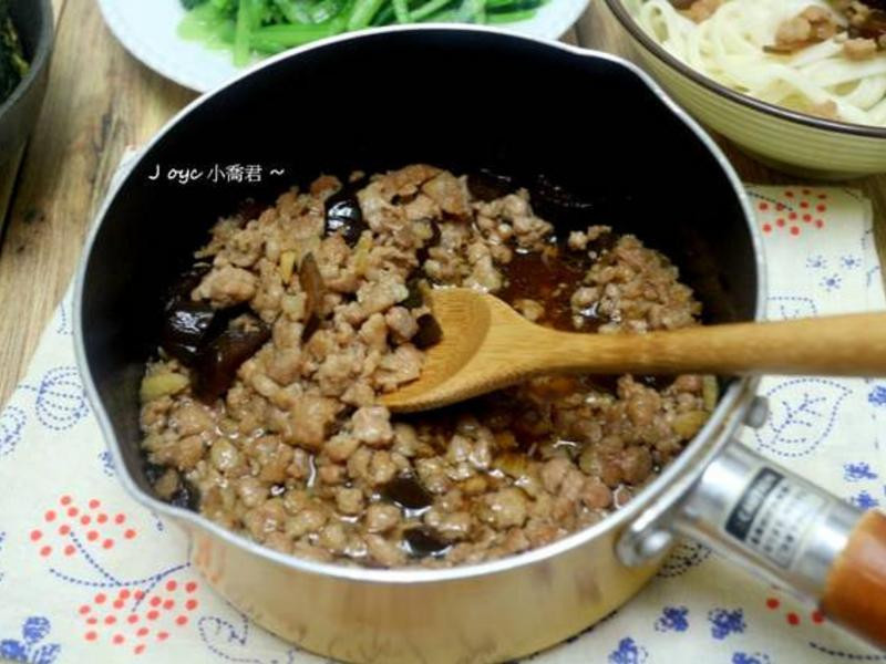 10分快煮~瓜子肉燥