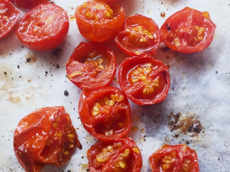 義式油漬蕃茄🍅-簡易開胃菜