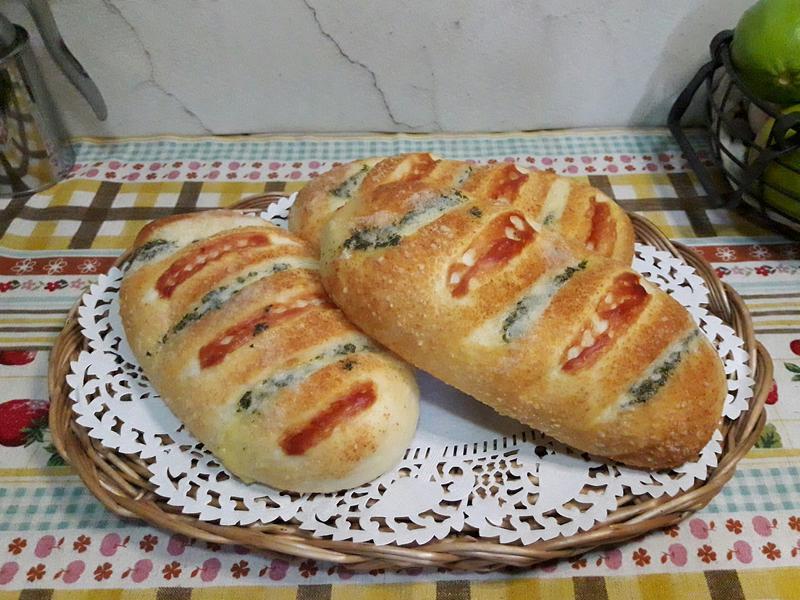 起士香蒜麵包