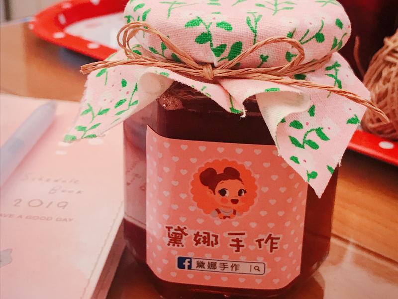 鄉村風草莓果醬