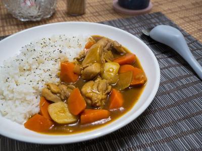 #15 咖喱飯(雞肉風味🐔)