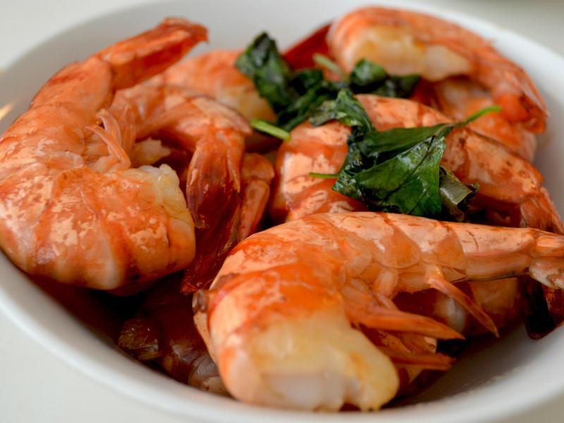 [Serena上菜] 熱炒鮮蝦