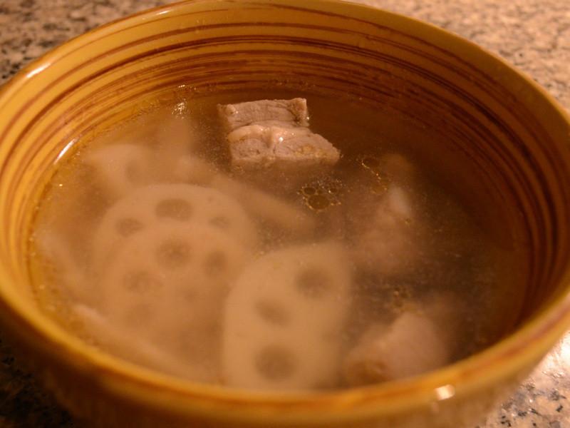 [Serena上菜] 蓮藕排骨湯