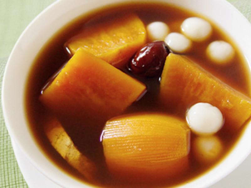 【厚生廚房】黑糖薑汁地瓜湯