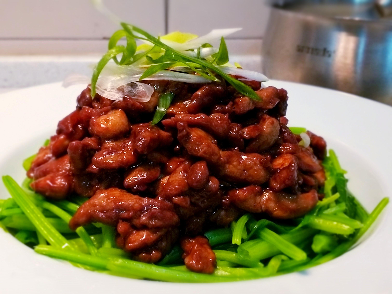 京醬肉絲~免醃肉 超簡單館子菜/便當菜