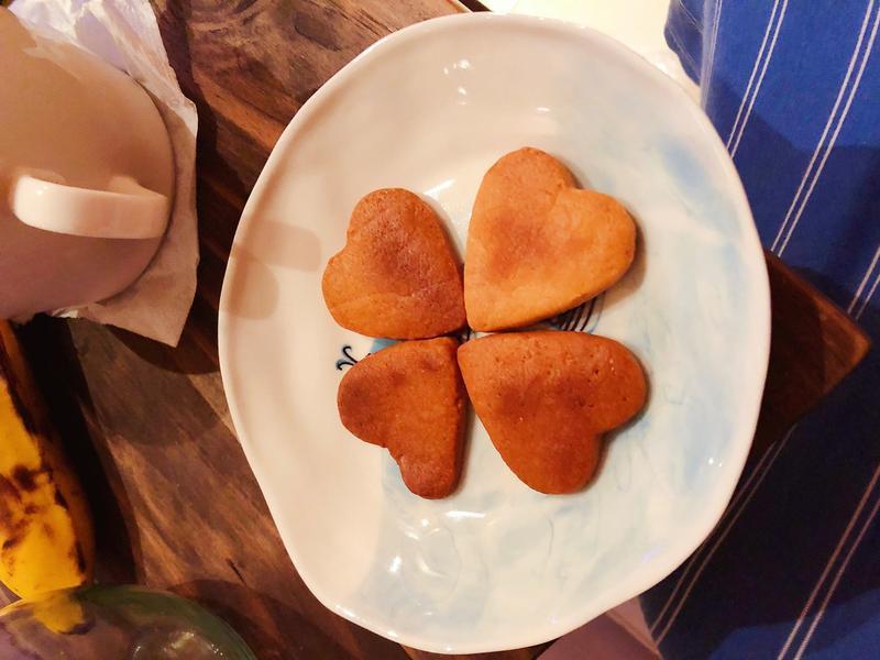 手工奶油餅乾