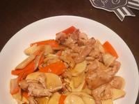 蠔油杏包菇