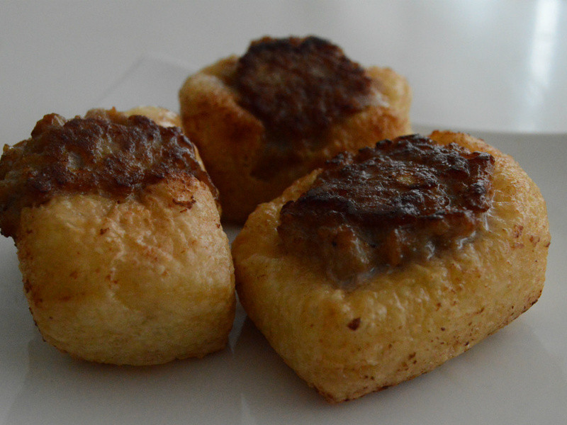 [Serena上菜]油豆腐鑲肉