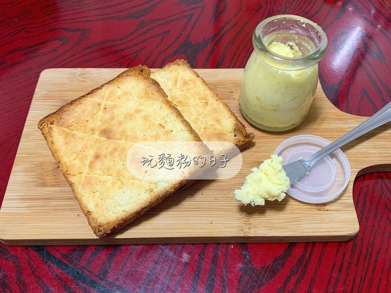 椰子奶酥抹醬