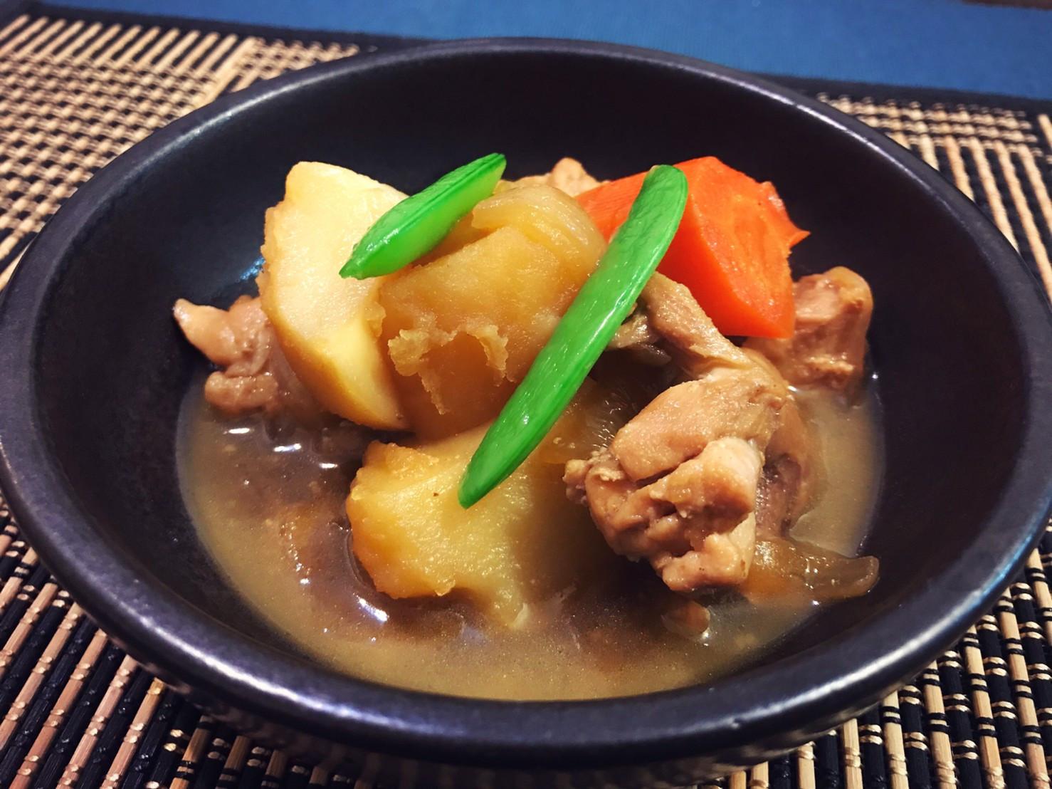 馬鈴薯燉肉 (雞肉) Nikujaga