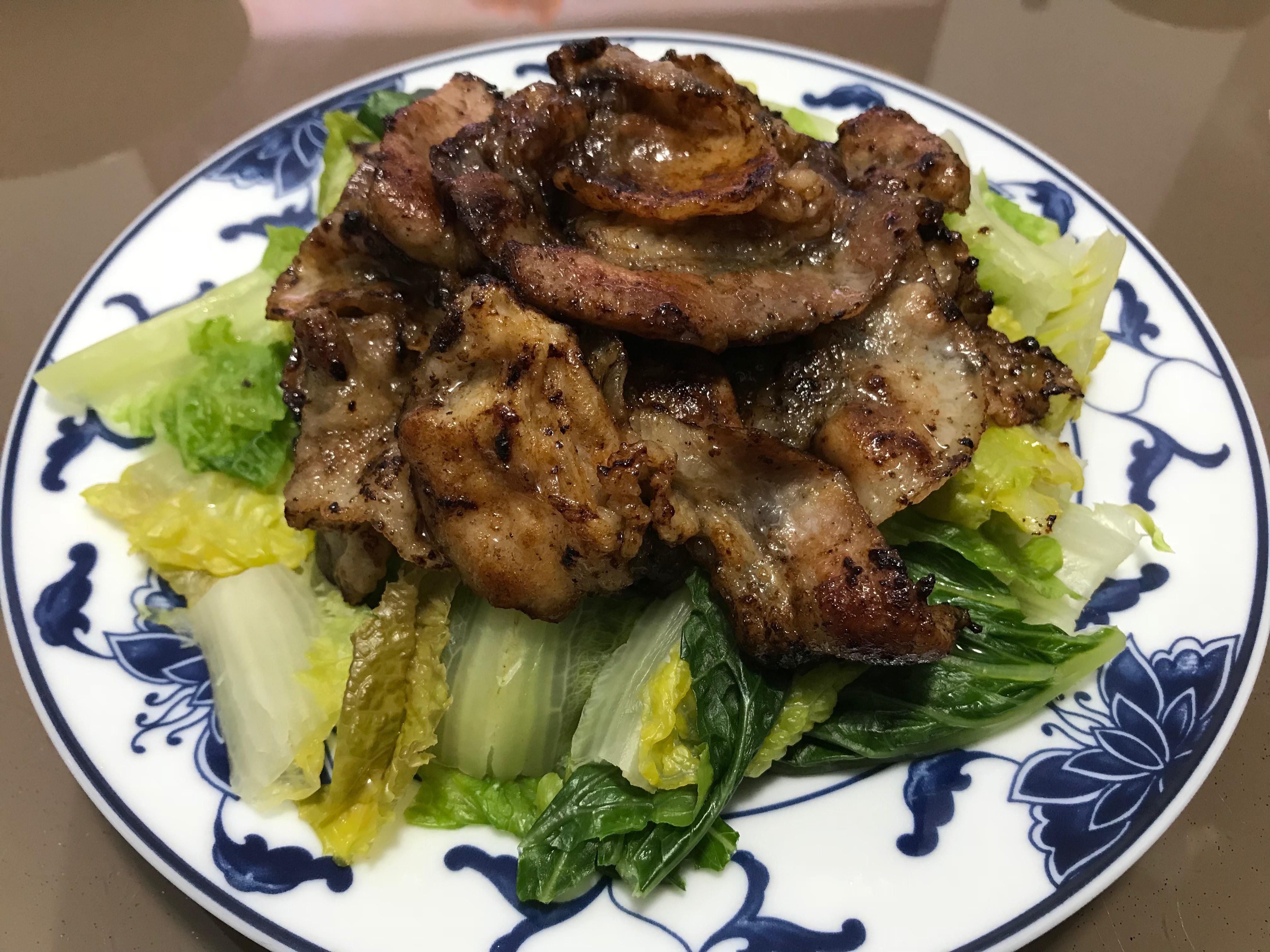 自製烤肉醬--->日式燒肉飯