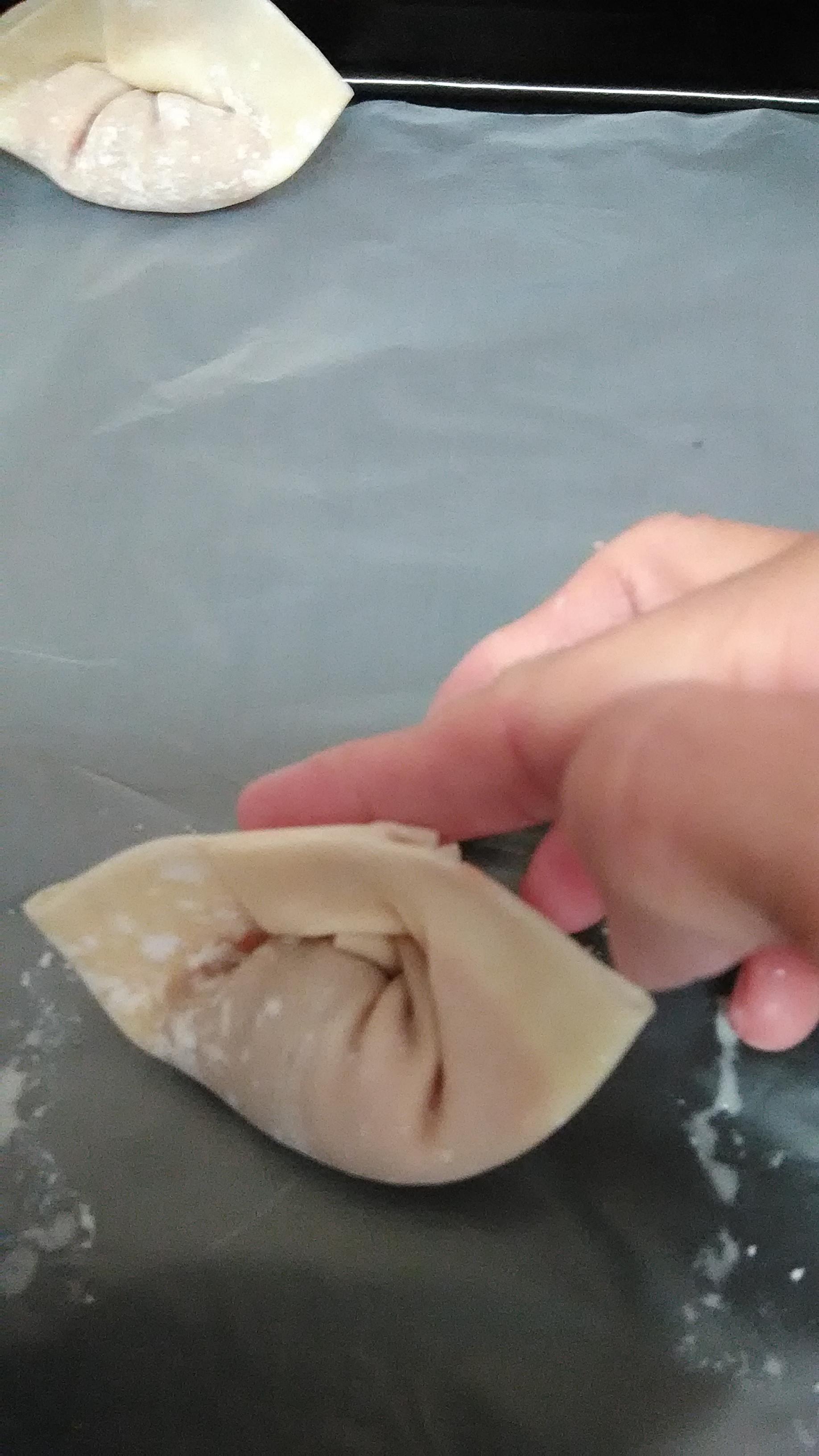檸檬香茅餛飩