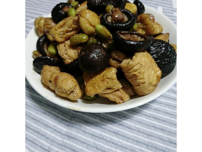 魯味三拼(素食)