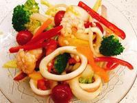 泰式涼拌海上鮮