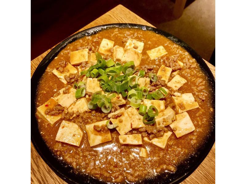 一口接一口『川味麻婆豆腐』