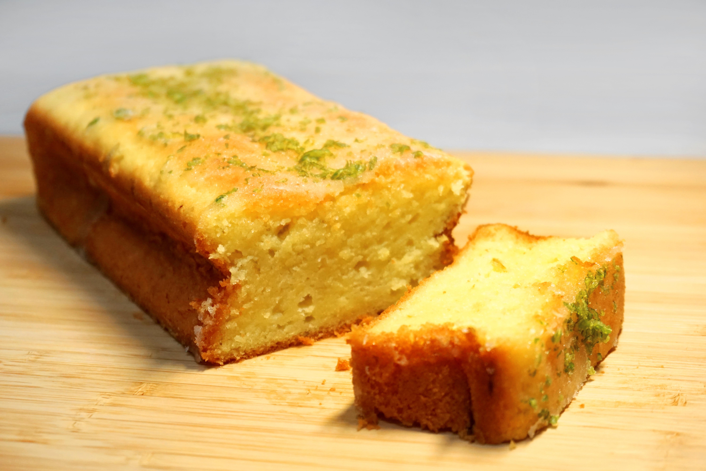情人節♡ 酸甜檸檬優格磅蛋糕(減糖版)