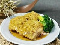 椰香咖哩風味雞