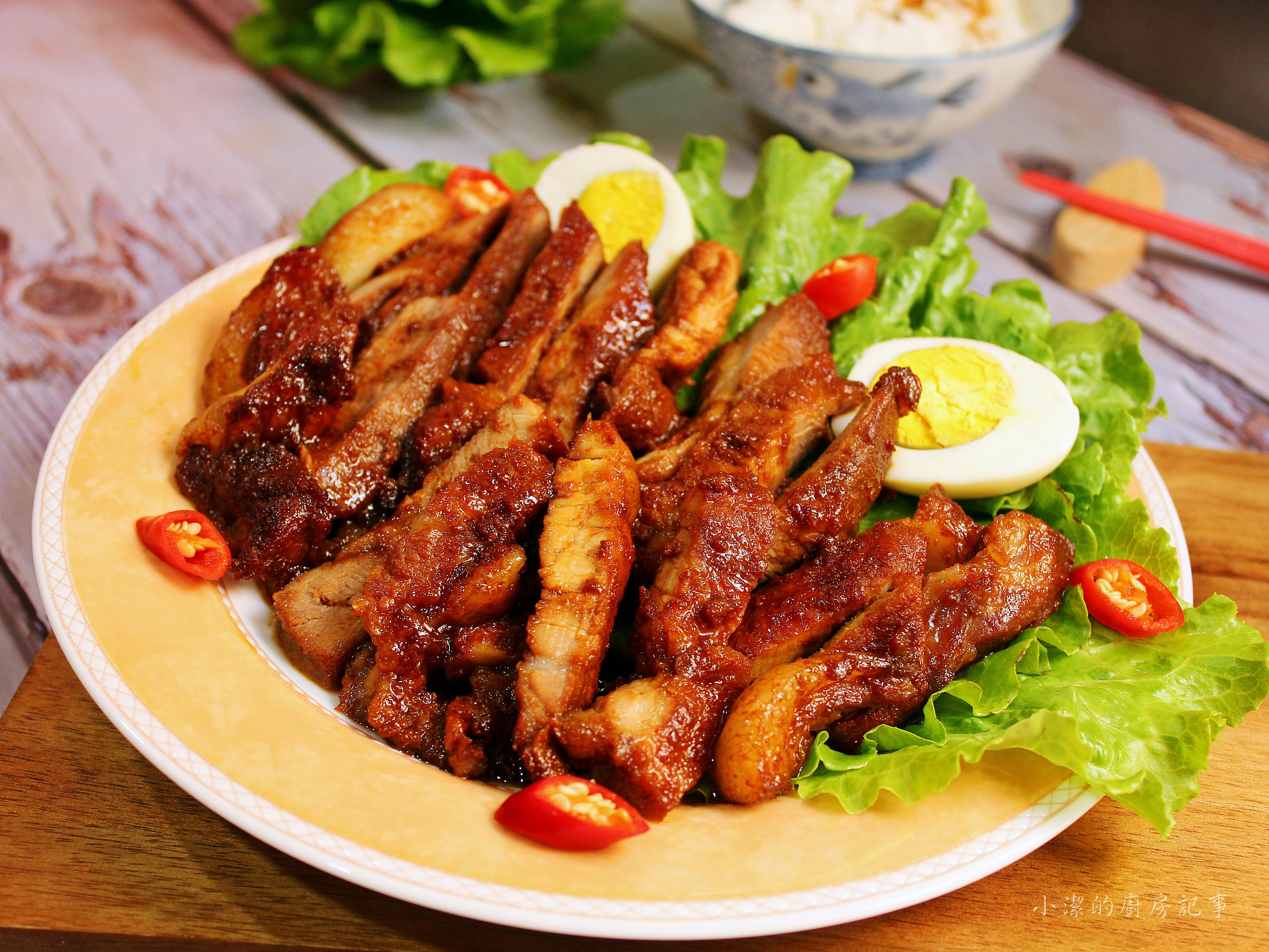 【珍好饌愛醬】蜜汁叉燒肉