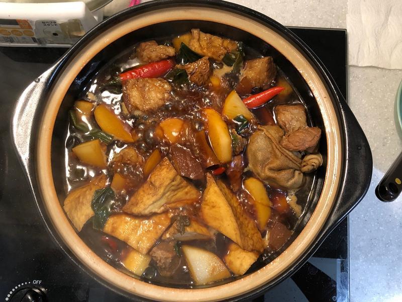 台式家常滷肉
