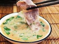 《胡麻醬》火鍋沾醬~日式高麗菜豬肉火鍋