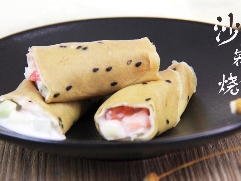 糖尿病人可以吃的美食·沙拉荞麦烧