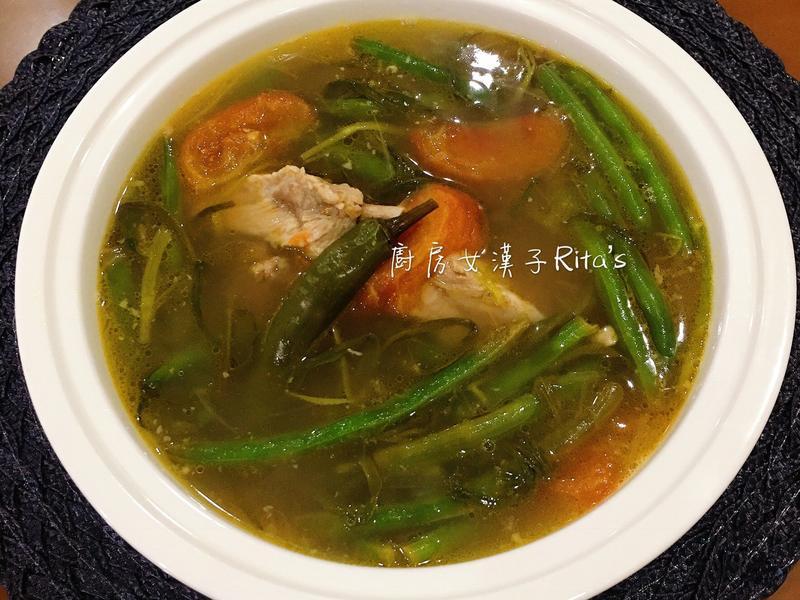 菲律賓排骨酸湯