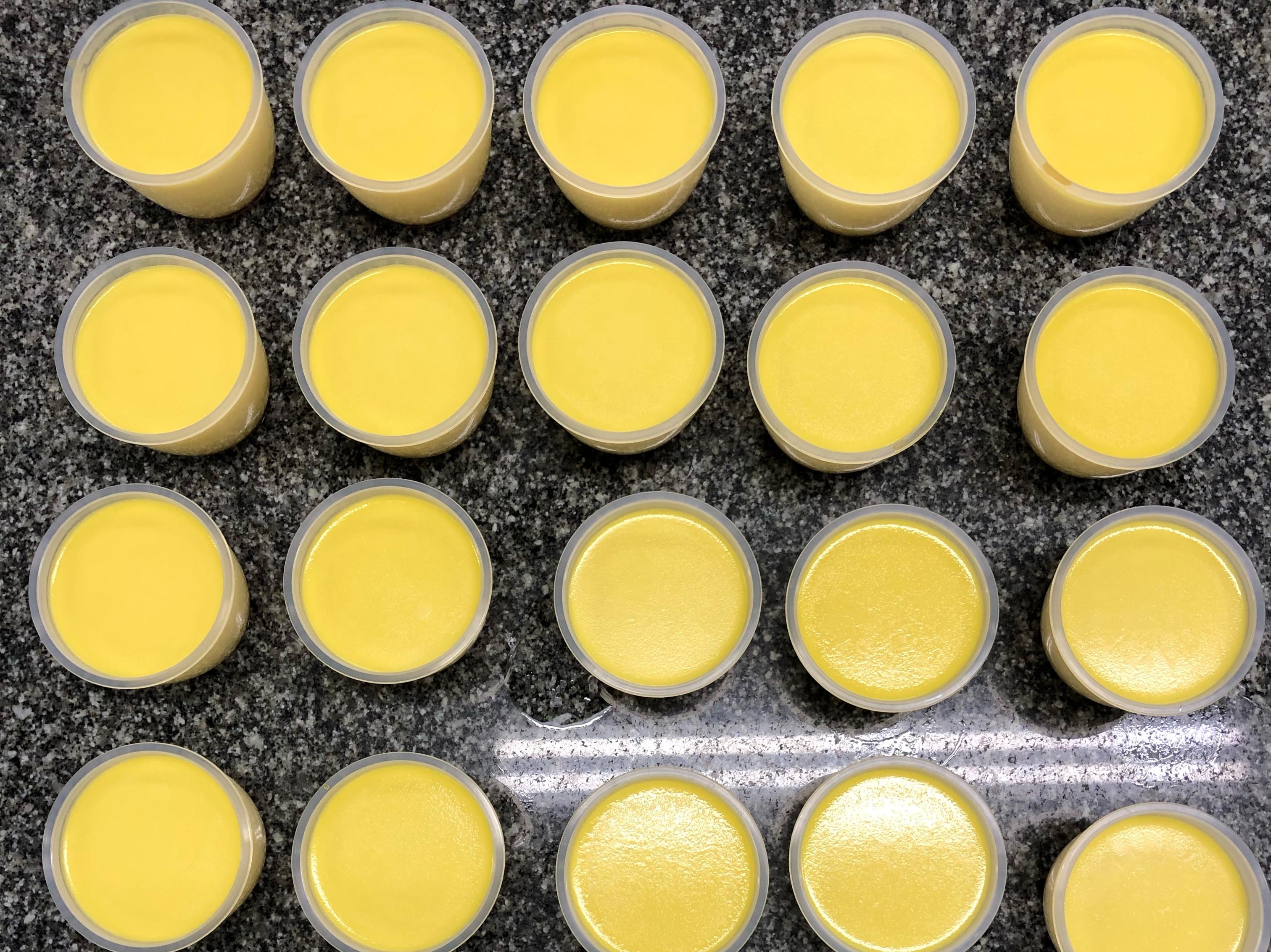 雞蛋牛奶布丁