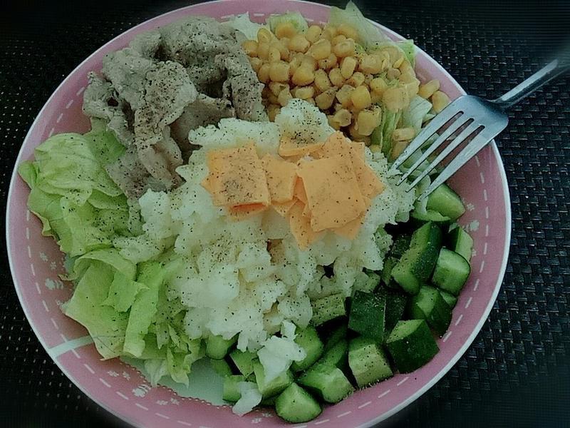 生菜馬鈴薯