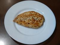 減肥低脂-芥末大蒜煎雞胸