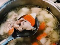紅白蘿蔔排骨湯