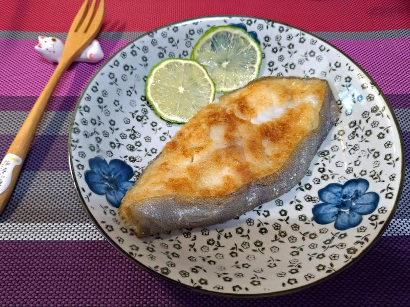 乾煎鱈魚排