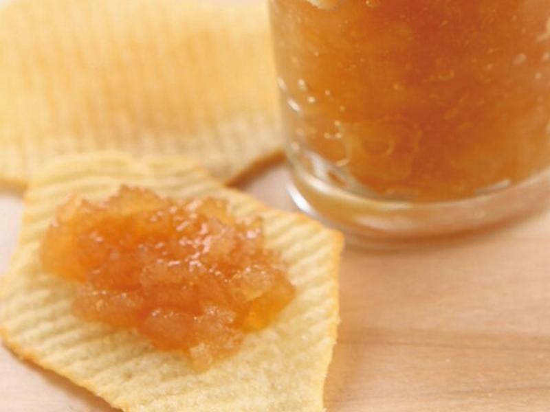 水梨蘋果醬