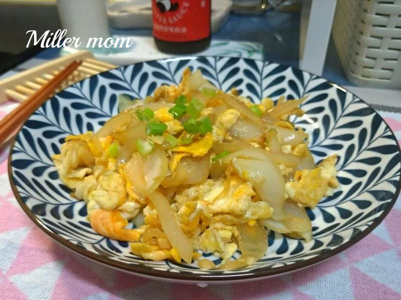 醬香洋蔥炒蛋