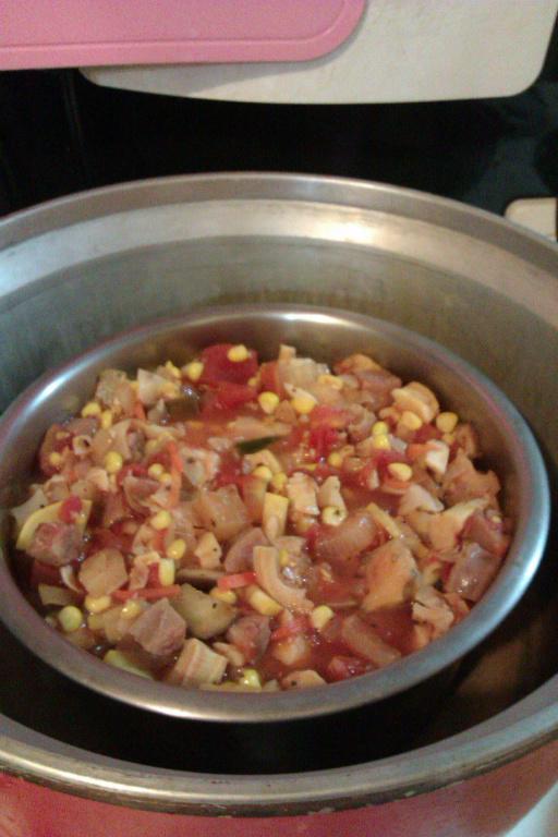 黃金玄米油普羅旺斯敦菜