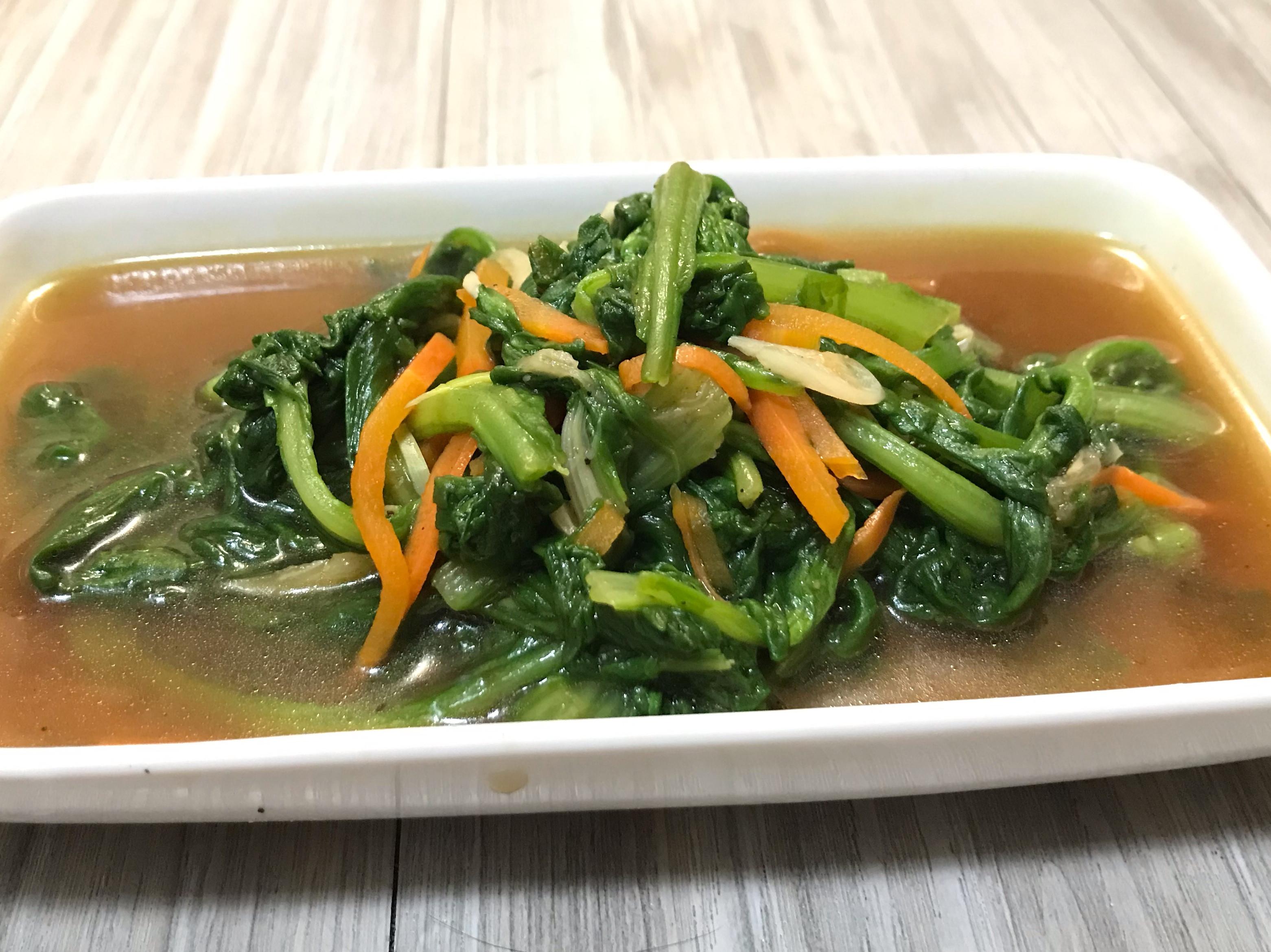👩🏻🍳薑炒萵苣-快速好吃