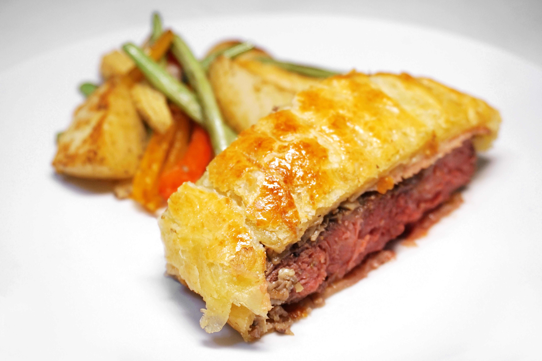 母親節大餐♘ 威靈頓牛排 經典牛排料理