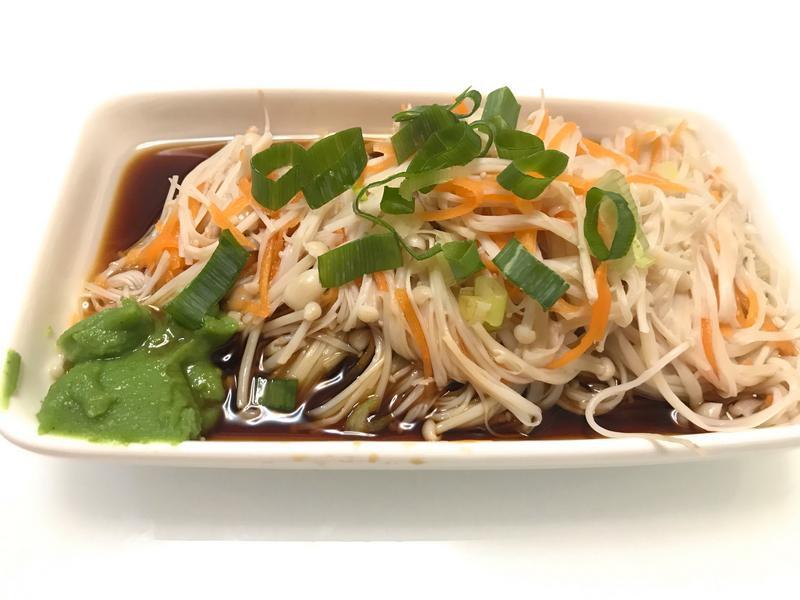👩🏻🍳芥末金針菇-超簡易美味