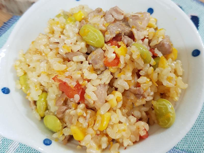 什錦糙米炊飯
