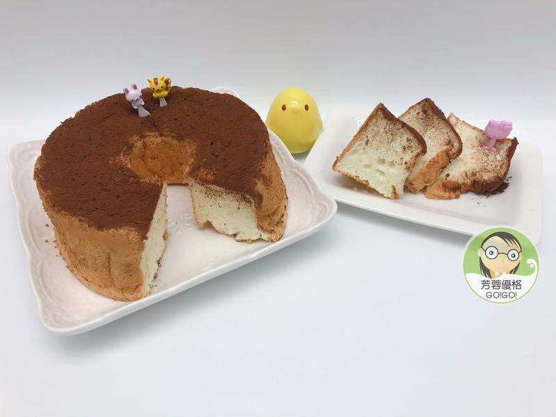 天使海綿優格蛋糕