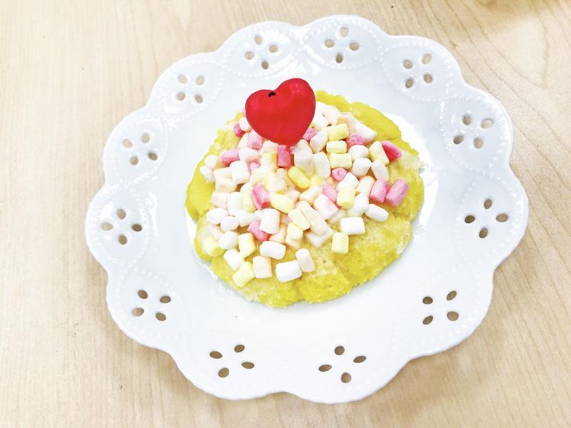 電鍋蒸蛋糕
