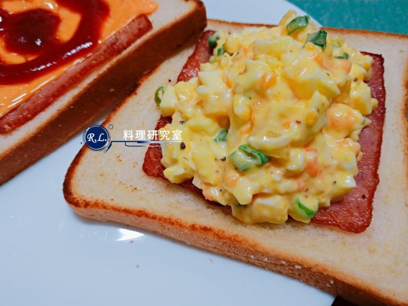【早午餐】雞蛋沙拉