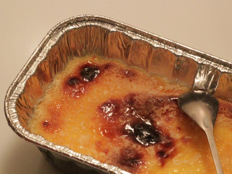 焦糖烤布蕾 Creme Brulee