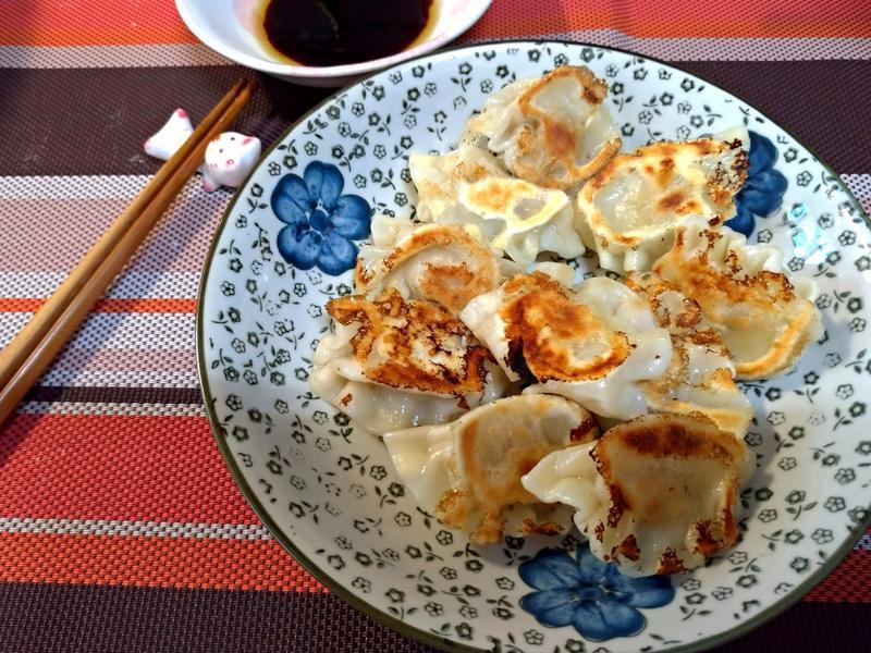 日式脆皮煎餃(鍋貼)