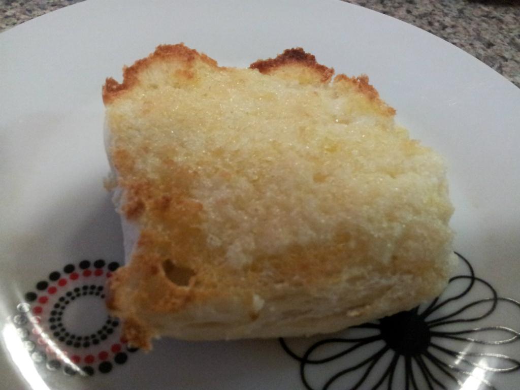 十分鐘奶酥麵包